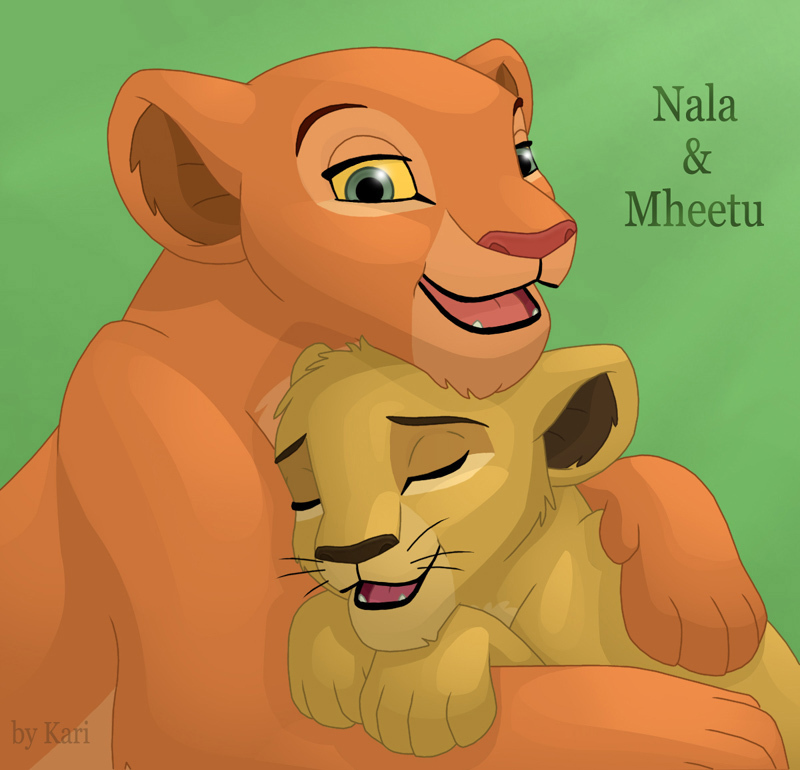 Mi taller de re-coloraciones XD - Página 4 Nala-Mheetu-the-lion-king-5358047-800-770