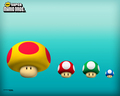 New Super Mario Brothers Wallpaper - super-mario-bros wallpaper
