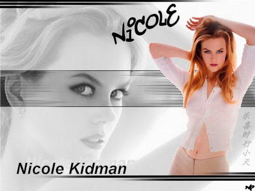 Nicole Kidman hình nền with a portrait entitled Nicole Kidman