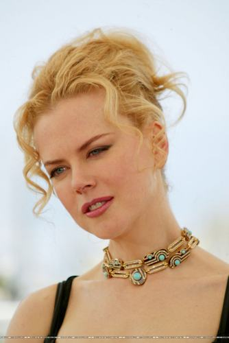 Nicole at Cannes