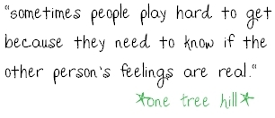 One Tree Hill - one-tree-hill-quotes Photo