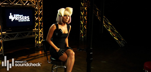 Perfection and Poker Face - Lady Gaga