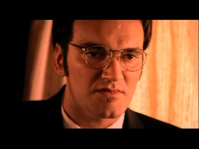 Quentin in 'From Dusk Til Dawn'