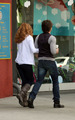 Rachelle Lefevre out in Beverly Hills - April 3 - twilight-series photo