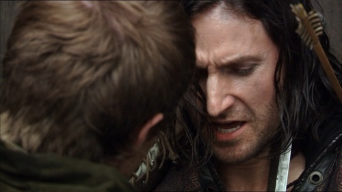 Richard Armitage kertas dinding possibly with a portrait called Richard in 'Robin hud, hood 3x01'