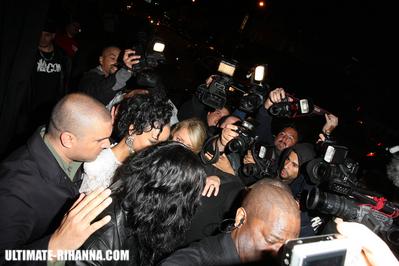 রিহানা at Club Delux, LA