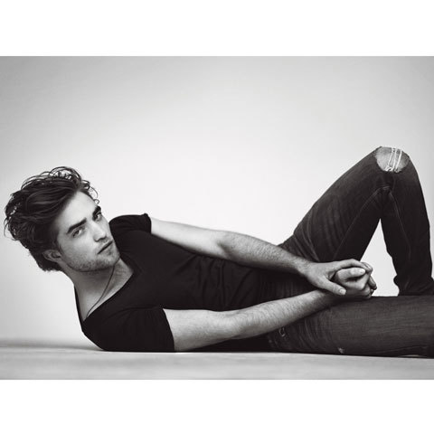 Rob Pattinson in GQ