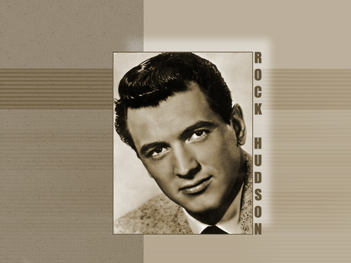 Rock Hudson wallpaper