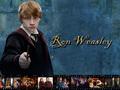 Ron Weasley =D
