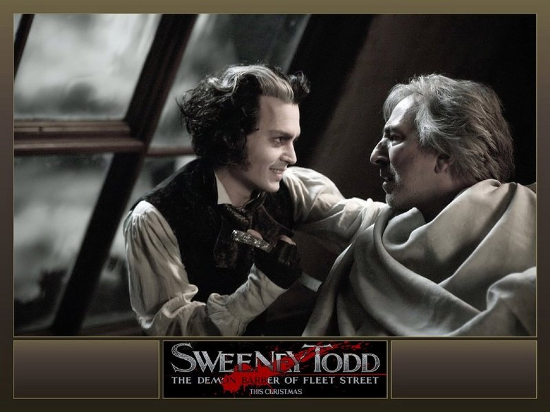 ST - wallpaper - Sweeney Todd Wallpaper (5307869) - Fanpop