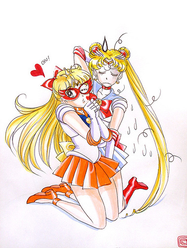 Sailor Moon: Sailor Venus - Images Hot