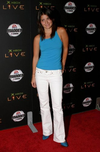 Shiri Appleby: XBox Live Madden NFL 2005 Launch Party