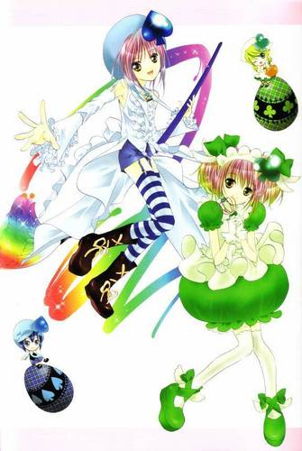 Shugo Chara wallpaper possibly containing anime entitled Shugo Chara
