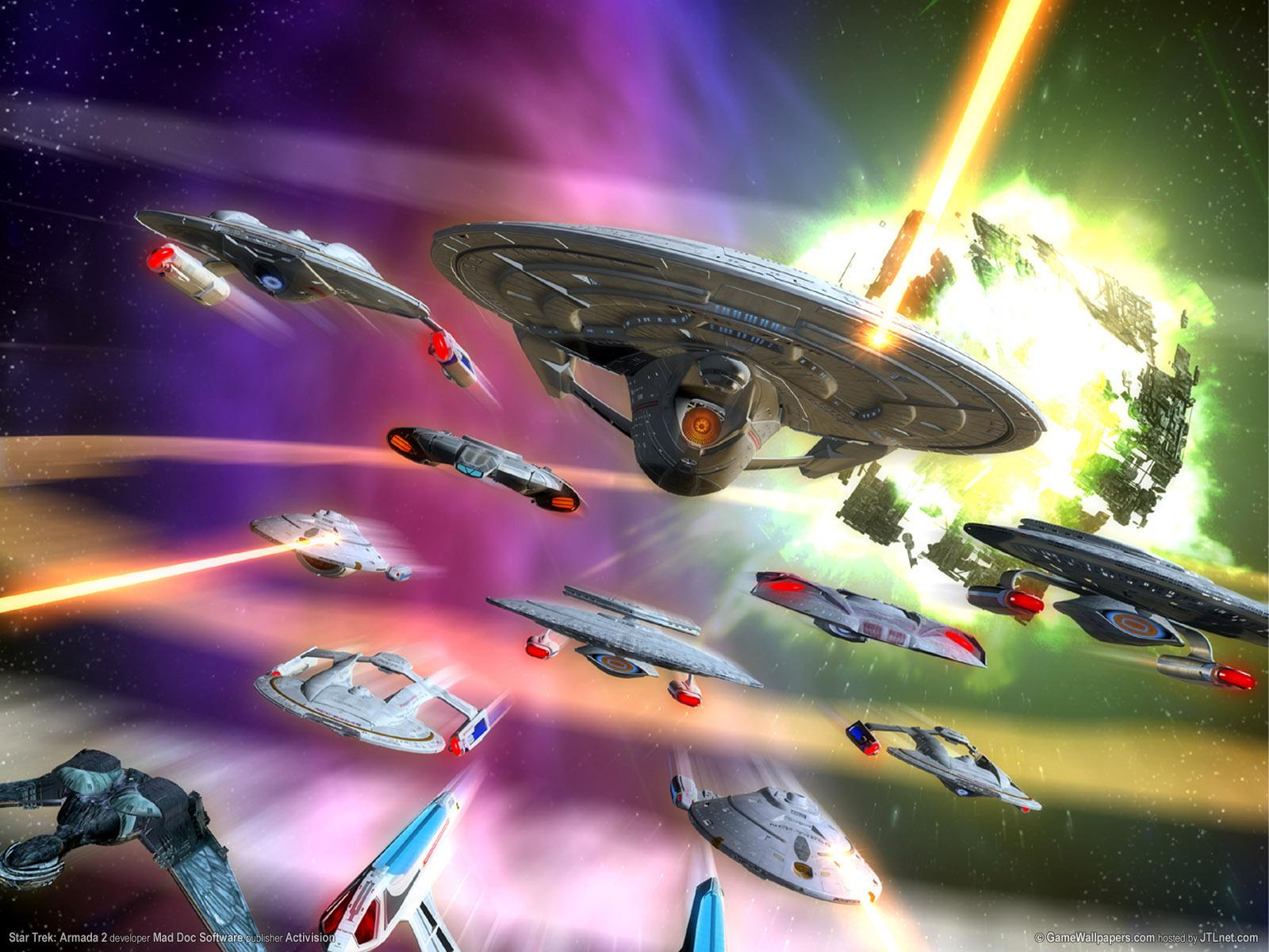 Star Trek Hintergrund