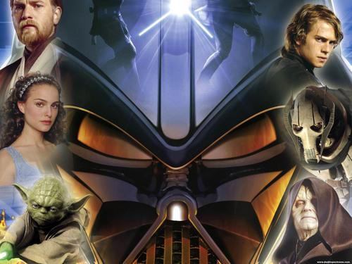 Star Wars wallpaper titled Star Wars Movies