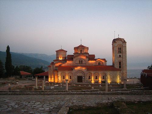 Sveti Kliment i Pantelejmon, Ohrid