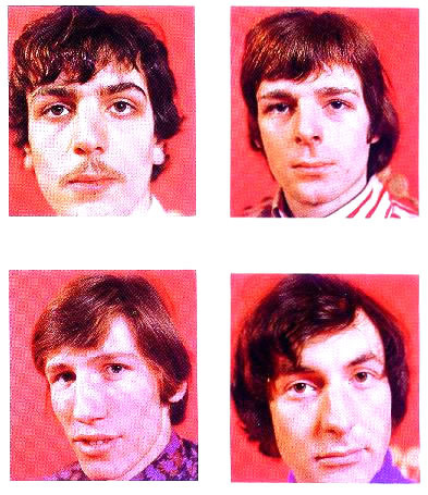 Syd Barret Lead Era