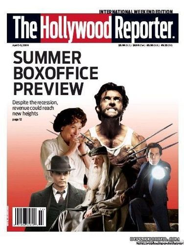 The Hollywood Reporter Cover!