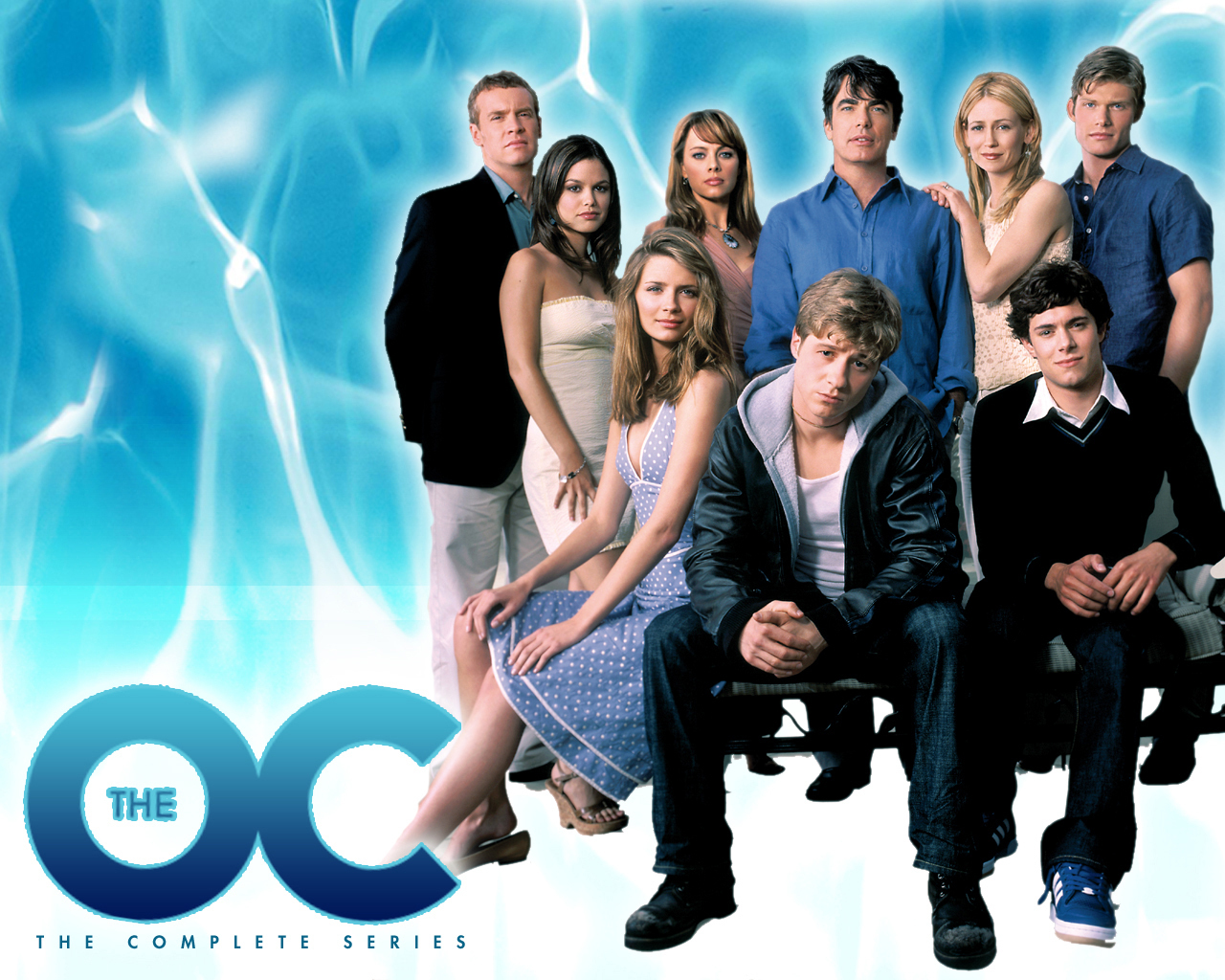 The oc cast one tree hill and the oc 5322093 1280 1024