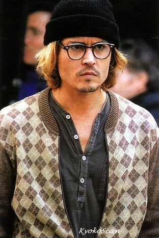 The Secret Window - Johnny Depp