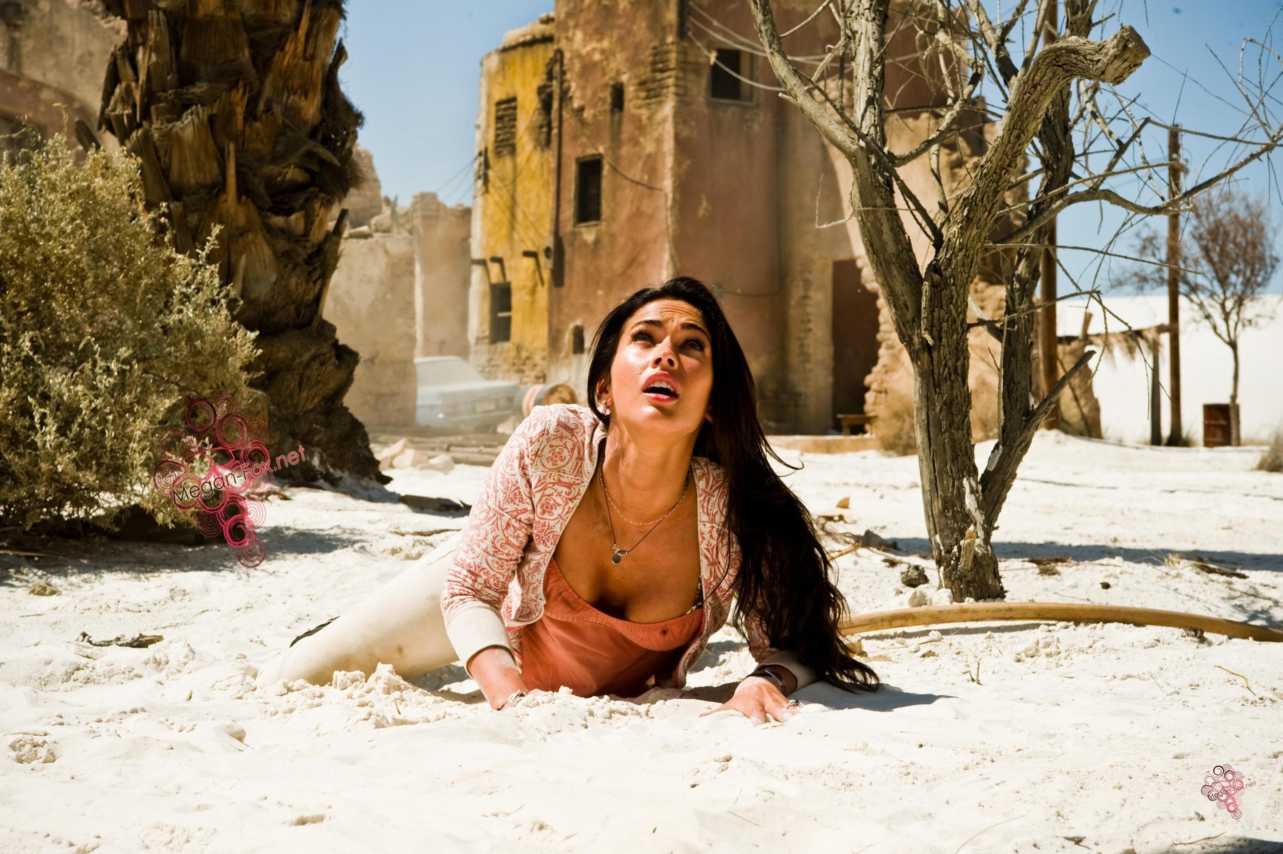 Fallen the Transformer Megan Fox
