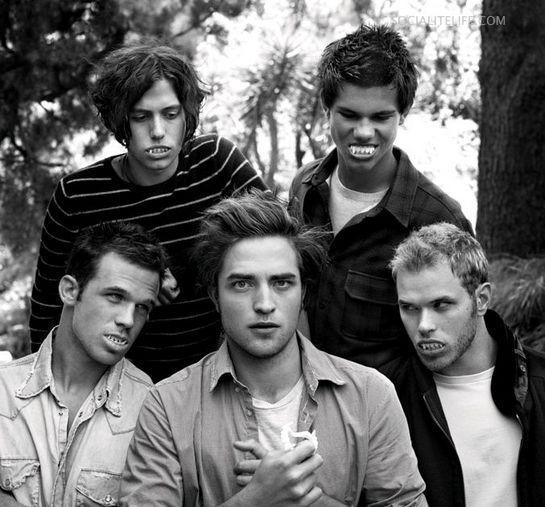 Twilight Boys...x