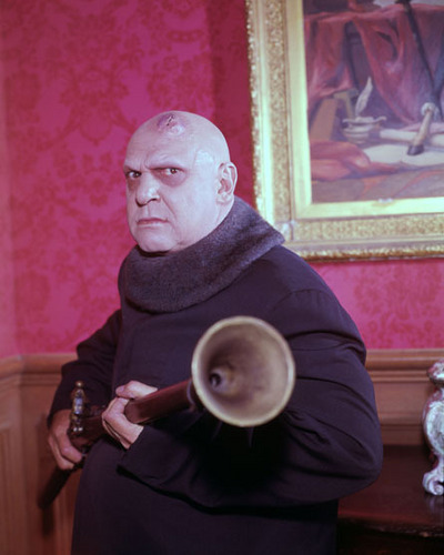 Addams Family wallpaper entitled Uncle Fester