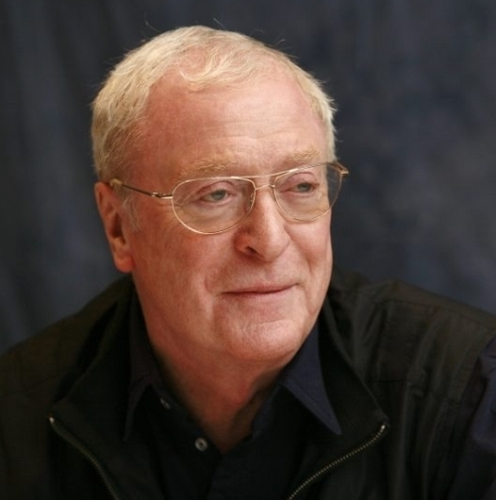 Variety of Michael Caine Expressions