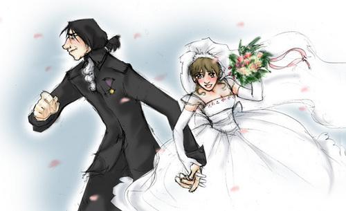 Wedding 日