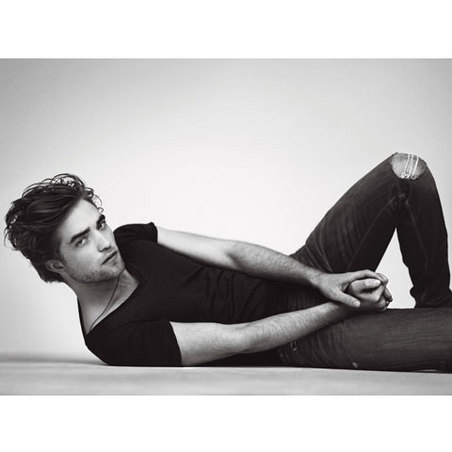 Robert Pattinson Hintergrund entitled gq photoshoot 2009