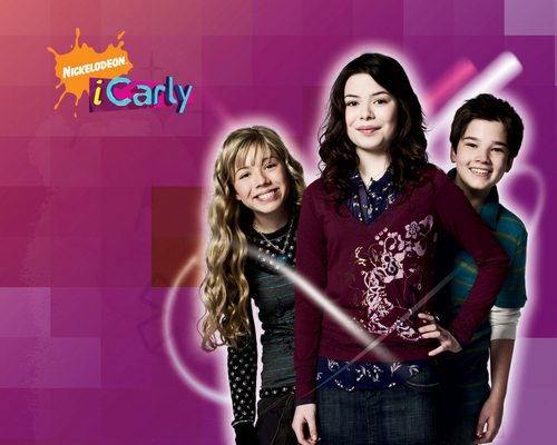 iCarly fonds d'écran