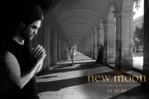new moon Edward♥♥!!!!