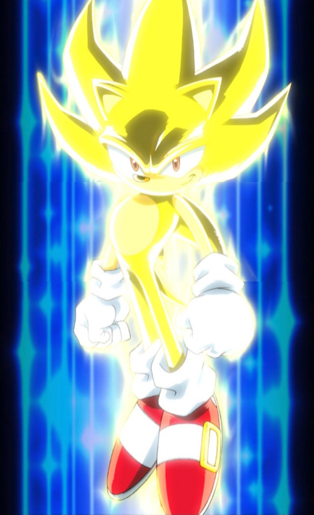 Super Sonic Sonic The Hedgehog Foto 5322154 Fanpop
