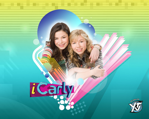 iCarly wallpaper possibly containing a portrait called wallpaper 9