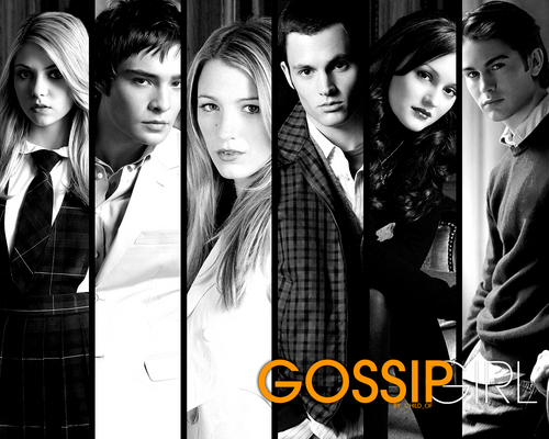 Gossip Girl wallpaper with a business suit entitled ♥GG♥