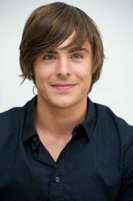 Zac Efron wallpaper containing a portrait called 17 Again Press Conference - 8th April