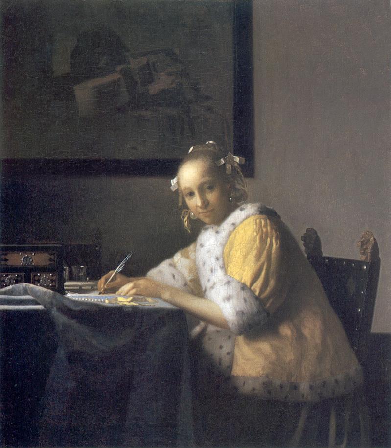 Chasing vermeer essay example