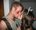 ASHLEY & KELLAN'S KISS - twilight-series photo