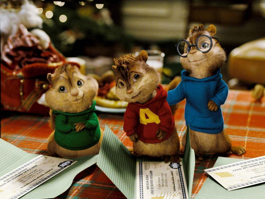 alvin and the chipmunks-#16