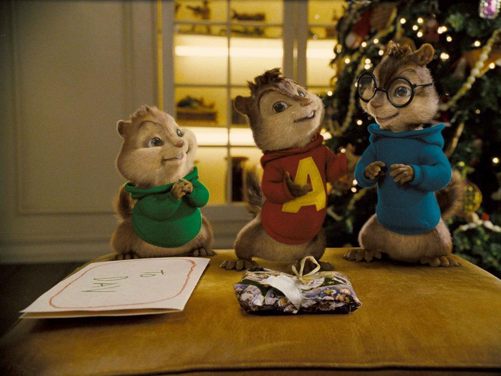 Alvin and the Chipmunks Hintergrund