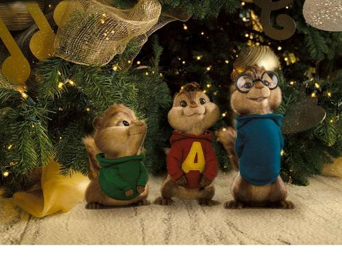 Alvin and the Chipmunks wallpaper entitled Alvin and the Chipmunks Wallpaper