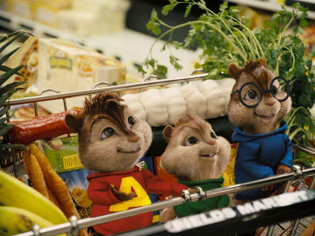 alvin and the chipmunks - photo #26