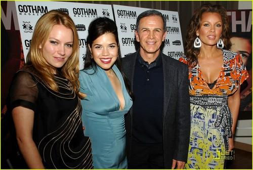 America Ferrera Goes For Gotham