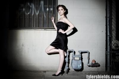 Anna Kendrick photoshoot