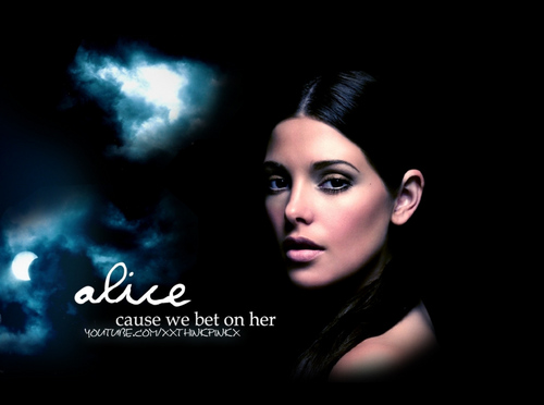 Ashley Greene/ Alice Cullen