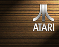 Atari kertas dinding