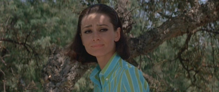 """Audrey Hepburn images Audrey in """"Two for the Road ..."""