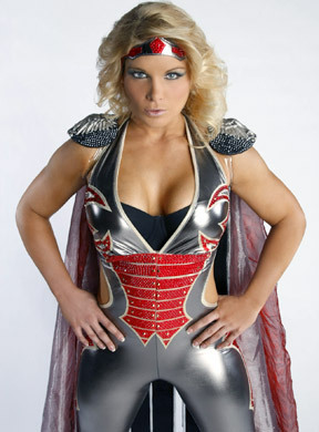 Backstage Beauties - Beth Phoenix