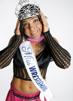 Backstage Beauties - Santina Marella