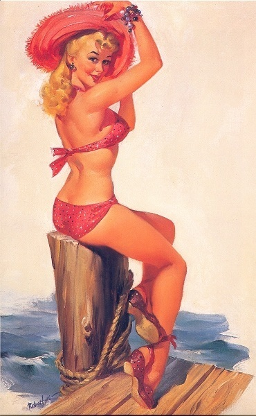 Ballantyne Pin-Up